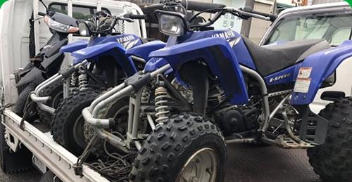 4輪バギー&ATV買取