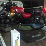 日進市米野木町にて旧車、オートバイ査定