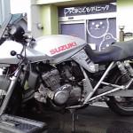 名古屋市中川区昭和橋通りまで事故車の出張査定