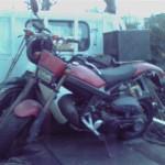 昭和区川原通り(壊れたスクーター)無料出張査定