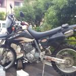 バイク買取(浜松市中区)XR250出張買取実績