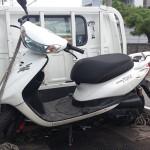 刈谷市東刈谷(SA39J型ジョグZR)出張買取実績。