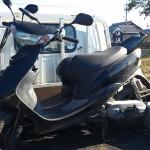 愛西市バイク買取(ジョグZRエボ)出張査定実績