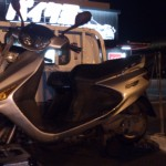 バイク買取(名古屋市港区十一屋)シグナス25.1.5