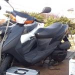 バイク買取(知多市日長)レッツ2.25.2.17