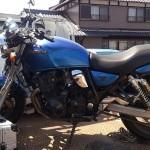 稲沢市稲葉イナズマ400出張買取25.3.16