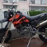 バイク買取 名古屋市中村区KTM640.25.7.29