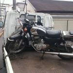 昭和区鶴羽町バイク買取CD125