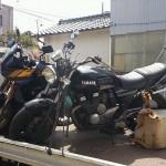 中村区稲上でバイク買取XJR400・TDR250