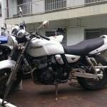 浜松市中区住吉バイク買取イナズマ400