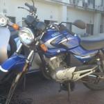 豊橋市草間町 バイク買取 YBR125