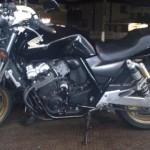 名古屋市緑区森の里 バイク買取 CB400SFV3