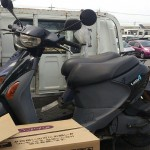 岡崎市井田町 バイク買取 レッツ4