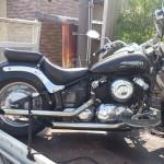 碧南市中後町 バイク買取 ドラックスター400クラッシック