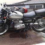 中川区八熊 バイク買取 ST250