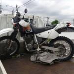 岡崎市北野町 バイク買取 ジェベル250