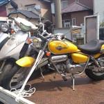 大垣市 バイク買取 マグナ50&事故車