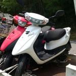 岡崎市大井野 バイク買取 ジョグ