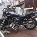 昭和区円上町 バイク買取 ゼファー400