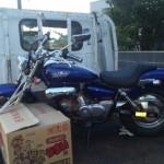 大府市東新町でバイク買取 マグナ50