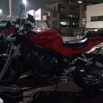 天白区植田西 バイク買取 ヒョースンGTR