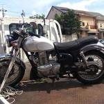 名東区本郷 バイク買取 エストレア
