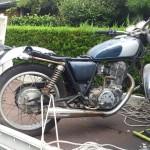 守山区常燈 バイク買取 SR400