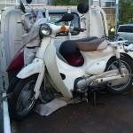 名古屋市名東区牧の里 バイク買取 リトルカブ