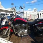 半田市有楽町 バイク買取 シャドゥー400