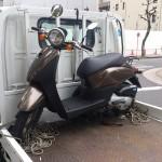 名古屋市中区錦 バイク買取 TODAY(AF67)