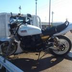 春日井市神領町 バイク買取 XJR400(4HM)