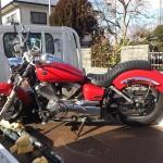 豊橋市牧野町 バイク買取 ドラックスター250