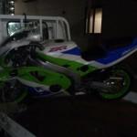 名古屋市港区港陽 バイク買取 ZXR400