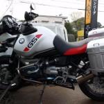 知多郡阿久比町 バイク買取 BMW1150(不動)