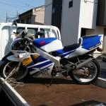 一宮市中央 バイク買取 NSR250R-4(走行不能)