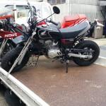 熱田区五番町 バイク買取 エイプ50