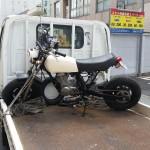 名古屋市中区栄 バイク買取 エイプ