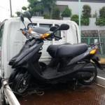 瑞穂区田辺通り バイク買取 ジョグSA36J