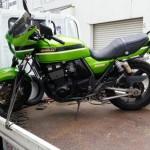 大府市桃山町 バイク買取 ZRX400
