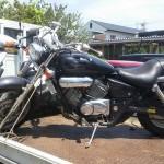 浜松市北区三方原 バイク買取 マグナ250