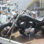 岡崎市美合西町 バイク買取 シャドー400