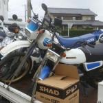 浜松市西区舞阪 バイク買取 SX125