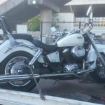 名古屋市南区浜中町 バイク買取 シャドー400