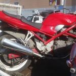知多郡東浦町生路 バイク買取 バンディット250