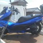 浜松市南区白羽町 バイク買取 PCX125事故車