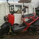 大府市共和町 バイク買取 ズーマー(故障車)