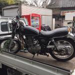 浜松市中区 バイク買取 SR400