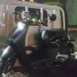 港警察署でバイク買取 TODAY(AF67)