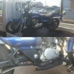名古屋市港区宝神 バイク買取 エリミネーター125