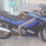 店舗にてバイク買取 ZZR250(初期型)不動